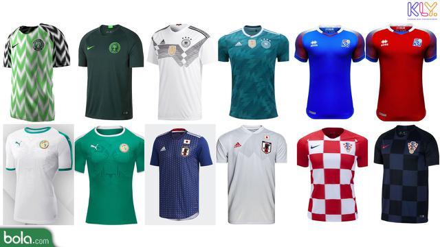 55 Gambar Baju Bola Terkeren Paling Bagus