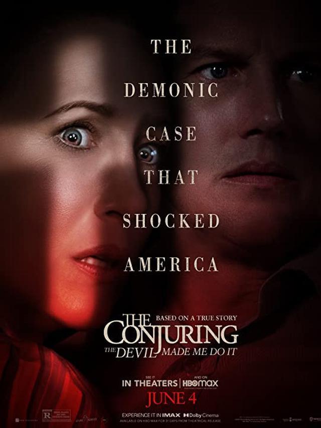 Resensi Film The Conjuring 3: Cenayang Lorraine dan Ed Warren Lawan Iblis  yang Bisa Baca Ayat-ayat Tuhan - ShowBiz Liputan6.com