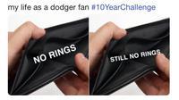 Meme 10 Year Challenge. (Foto: Twitter)