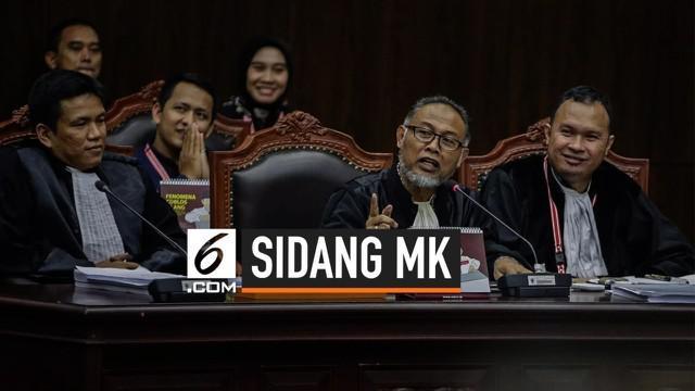 Sidang sengketa Pilpres 2019 masih terus berlanjut. Mahkamah Konstitusi (MK) kembali menggelar sidang terkait Perselisihan Hasil Pemilihan Umum (PHPU).