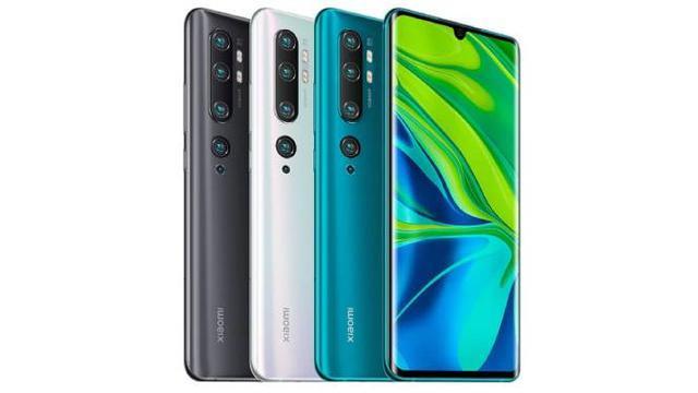 Xiaomi Mi CC9 Pro. Dok: ndtv.com
