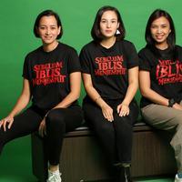 Media visit pemain film Sebelum Iblis Menjemput (Adrian Putra/bintang.com)