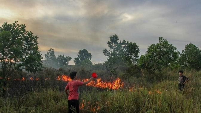Usai Salat Istisqa, Hujan Mengguyur Riau