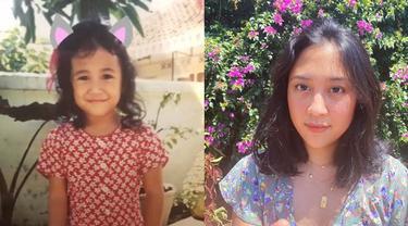 Menginjak Usia 31 Tahun, Ini 6 Transformasi Sherina Munaf dari Kecil hingga Kini