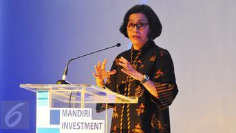 Di Forum Internasional, Sri Mulyani Pamer Anggaran Infrastruktur Indonesia Rp 470 T
