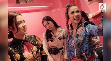 Acara ini mampu mengumpulkan banyak selebritas kenamaan Indonesia.