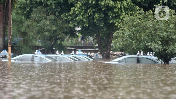 BIRD Ribuan Taksi Bluebird Kembali Beroperasi Pasca Banjir - Otomotif Liputan6.com