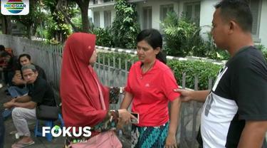 Sebelumnya dia mendengar Gubernur DKI Jakarta Anies Baswedan akan menanggung biaya pengobatan pasien korban tsunami Selat Sunda di Jakarta.