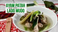 Ayam Patah Lado (dok. Vidio.com/Masak.tv)