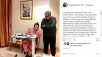 Ani Yudhoyono (Foto: Instagram)