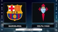 La Liga - Barcelona Vs Celta Vigo (Bola.com/Adreanus Titus)