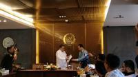 FPI dan GNPF Mengadu ke Fadli Zon atas kasus Rizieq Shihab di Arab Saudi (Merdeka.com/M.Genantan Saputra)