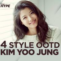 4 Gaya OOTD Kim Yoo Jung yang Bisa Kamu Tiru