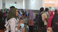 Ilustrasi – Suasana ruang tunggu rumah sakit. (Foto: Liputan6.com/Muhamad Ridlo)