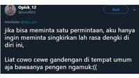 Permintaan netizen (Sumber: Twitter/nurofik53)