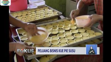 Seperti pabrik pembuatan kue pie susu milik Komang Sukadasna yang berada di wilayah perbatasan Kota Denpasar dan Kabupaten Gianyar.