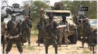 Militan Nigeria Boko Haram menyerbu sebuah desa terpencil di timur laut negeri itu.