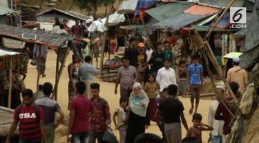 Pengungsi Rohingya memberikan tanggapan terhadap investigasi yang telah dilakukan PBB terhadap kekerasan di Myanmar.