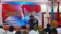 Jaga keutuhan NKRI, Ditjen Polpum gelar Sosialisasi Bela Negara di Makassar. (foto: merdeka.com)