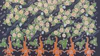 Batik Shaho, memanfaatkan kekayaan alam Kalimantan sebagai sumber ide motif dan bahan pewarnaan. (foto: Liputan6.com/dok.nindito/edhie prayitno ige)