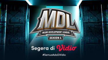 Saksikan Live Streaming MDL Season 4 Mulai Pekan Depan Eksklusif di Vidio