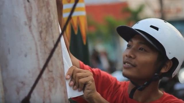 Bekti Maulana, Remaja yang Semangat Edukasi Masyarakat Jogja Untuk Peduli Lingkungan