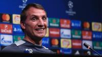 Manajer Celtic FC, Brendan Rodgers. (AFP/Josep Lago)