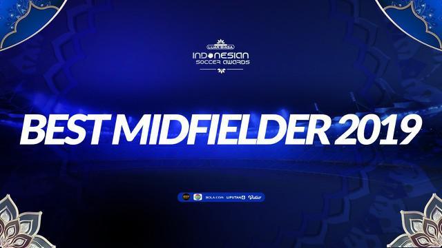 Berita video mengenai best midfielder Indonesian Soccer Awards 2019, siapa yang terpilih? Saksikan video berikut ini.