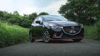 Mazda Filipina memperkenalkan mobil baru bernama Mazda2 Midnight Edition, baru-baru ini.