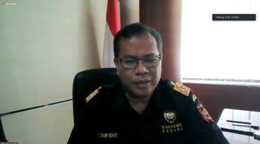 Direktur KIAL Syarif Hidayat