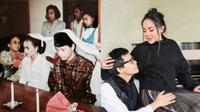 Potret Perjalanan Cinta Armand Maulana dan Dewi Gita. (Sumber: Instagram/armandmaulana04)
