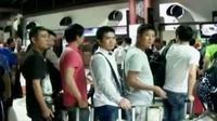 Sebanyak 29 tenaga kerja asing asal Republik Rakyat China (RRC) dideportasi.