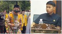 Paras tampan calon Bupati Tuban ini mendadak viral di media sosial. (Sumber: Instagram/@adityahalindra)