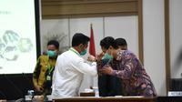 Menteri Pertanian (Mentan) Syharul Yasin Limpo mengungkapkan bahwa kerja sama ini menandakan bahwa hasil penelitian Balitbangtan sepenuhnya akan diserahkan kepada IDI