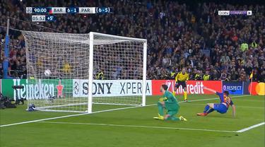 Barcelona berhasil membuktikan tak ada yang tak mungkin dalam sepakbola dengan mengalahkan PSG 6-1.