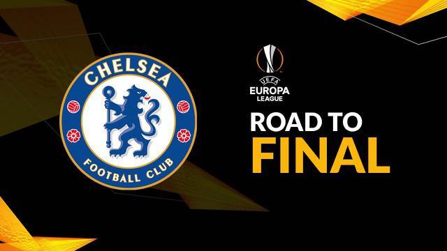 Berita video perjalanan Chelsea di Liga Europa dari babak penyisihan hingga semifinal.