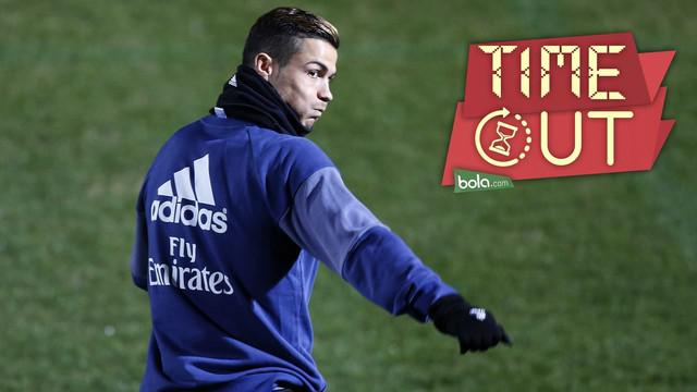 Cristiano Ronaldo pernah mendapatkan tawaran menggiurkan dari klub asal China, inilah rinciannya