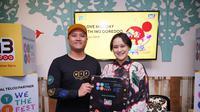 Senior Vice President Brand Management & Strategy Indosat Ooredoo Fahroni Arifin saat preskon mengenai IM3 Ooredo menjadi strategic telco partner We The Fest (Foto: Indosat Ooredoo).