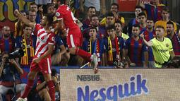 1. Cristhian Stuani (Girona) - 10 gol (AFP/Pau Barrena)