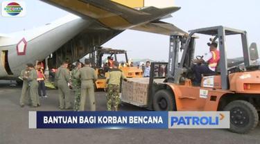 Posko Lanud Halim Perdana Kusuma bawa bantuan bencana untuk Donggala dan Palu.