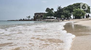 Wisata Kepulauan Seribu Mulai Ramai Wisatawan