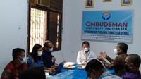 Pertemuan berlangsung di Kantor Ombudsman RI Perwakilan Sumut, Jalan Sei Besitang, Kota Medan. Pihak Pemko Medan yang hadir adalah Sekretaris Daerah (Sekda) Kota Medan, Wirya Al Rahman