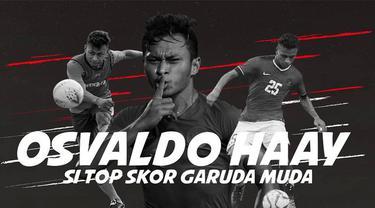 Indonesia berhasil raih kemenangan kedua di Sea Games 2019. Osvaldo Haay adalah sosok pencetak gol yang jadi top skorer Garuda Muda.