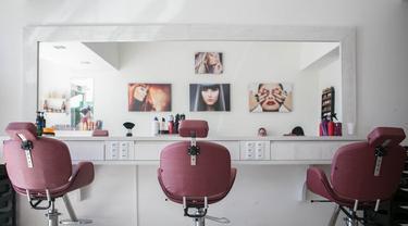 Ilustrasi salon