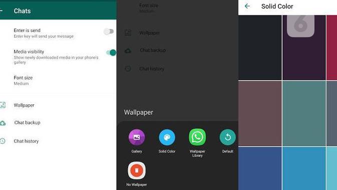Cara Aktifkan Mode Gelap di WhatsApp