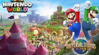 Wahana Super Nintendo World Hadir di Universal Studios. (Doc: Venture Beat)