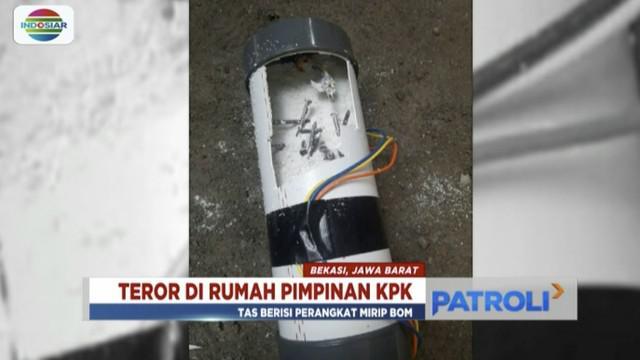 Polri bentuk tim khusus untuk mengusut pelaku teror bom di rumah Ketua KPK Agus Rahardjo dan Wakil Ketua KPK Laode Mumammad Syarif.
