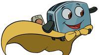 Kartun Brave Little Toaster. (wondersofdisney2.yolasite.com)