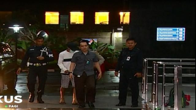 KPK kembali amankan 3 orang terkait Operasi Tangkap Tangan (OTT) di Nusa Tenggara Timur.