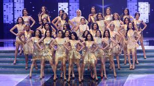 Penampilan Finalis Miss Grand Indonesia 2018
